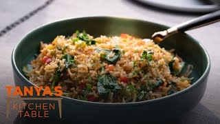 Chef Tanya's Creole Dirty Rice Recipe | Tanya's Kitchen Table | Oprah Winfrey Network