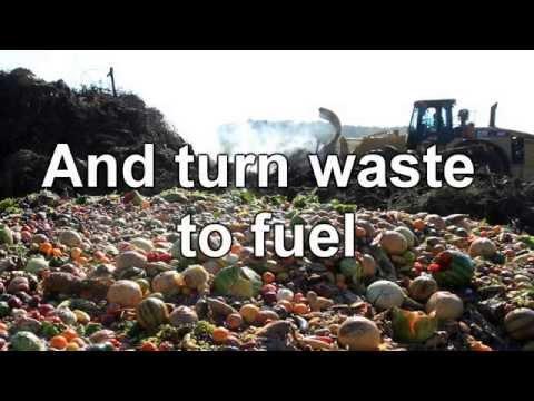 Alternative Energy - Turn Waste Into Fuel