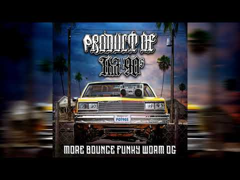 More Bounce Funky Worm OG Beat Tape (West Coast 90's Type Beats FL Studio 2020)
