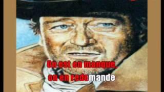 Karaoké On veut des légendes - Eddy Mitchell et Johnny Hallyday