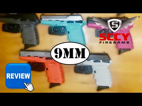 SCCY Review cpx1/cpx2