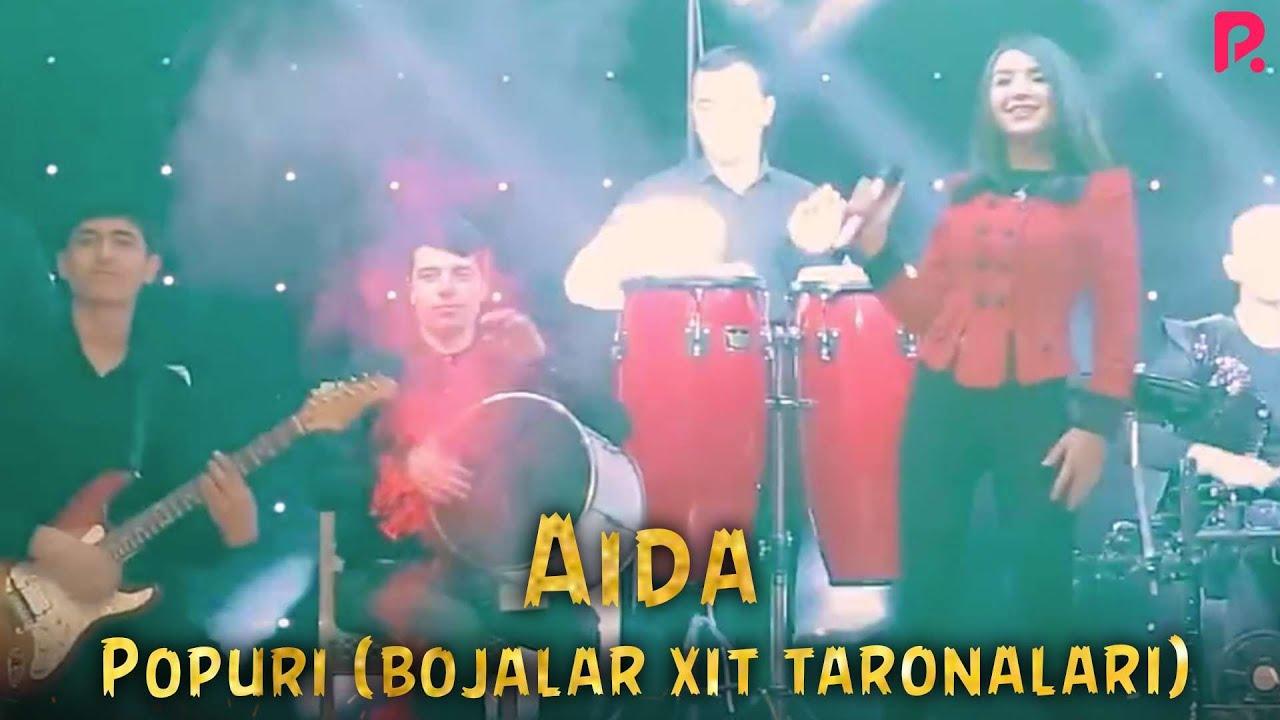 Download AIDA - POPURI (Bojalar Xit Qo'shiqlaridan) (To'yda Xamma Raqsga tushdi)