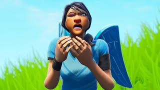 I Got BULLIED for Wearing a SOCCER SKIN in Fortnite... 😔