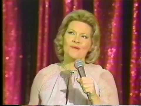 Patti Page--Don't It Make My Brown Eyes Blue, Bobby Vinton Show