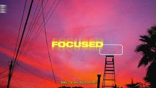 (free) R&B Soul Guitar Type Beat x Trapsoul - Focused