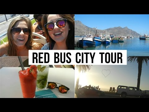 Red Bus City Tour | Cape Town, South Africa