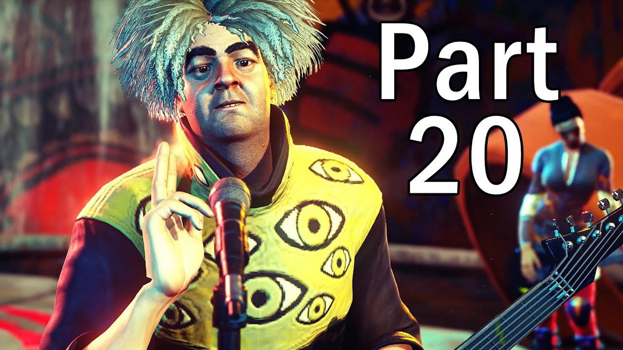 sunset overdrive walkthrough part - photo #20