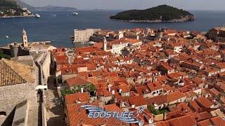 видео Город Дубровник