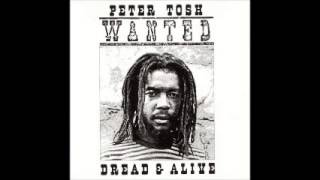 Peter Tosh  The poor mar feel it