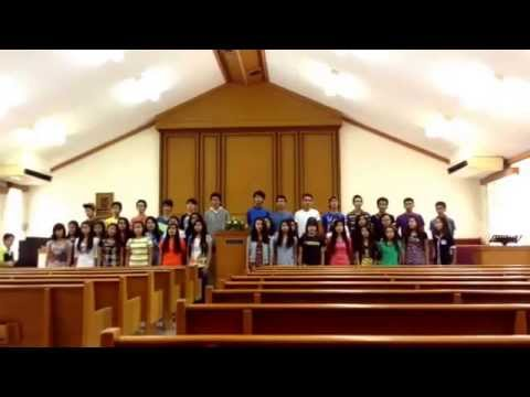 Come Unto Christ choir practice - Parañaque Philippine Stake Youth choir ❤️