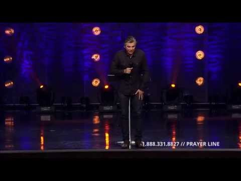 """The Robber, Religion and the Redeemer"" with Jentezen Franklin"