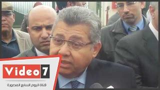 بالفيديو.. أشرف الشيحى فى أول تصريح بعد التعديل الوزارى: هرجع الجامعة تانى