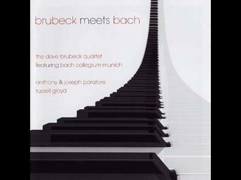 Dave Brubeck Quartet - Brubeck Meets Bach (2007) 2CDs