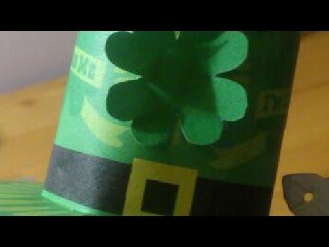 Make A Cute St Patricks Day Mini Top Hat - DIY Crafts - Guidecentral