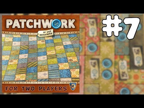 PATCHWORK #7 | July 13th, 2017