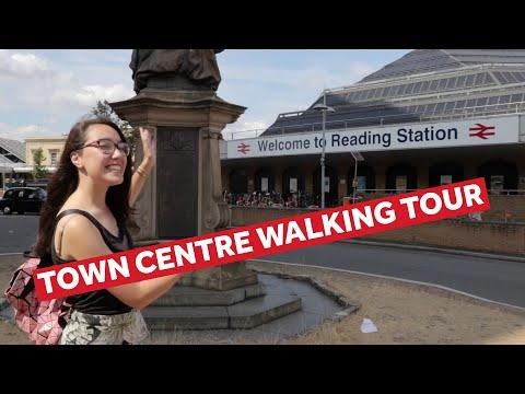Walking Tour Into Town Centre | University Of Reading