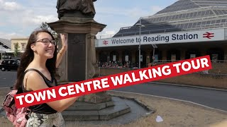 Walking tour into town centre | University of Reading