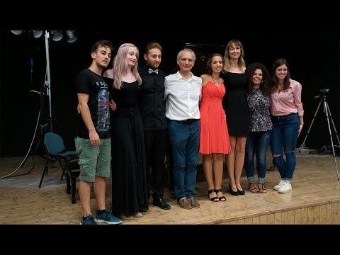Masterclass del M° Alessandro Drago  Concerti degli allievi