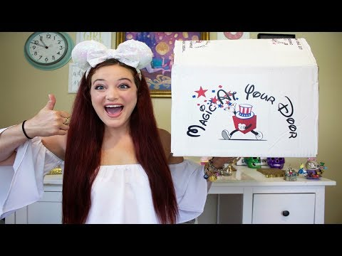 MASSIVE DISNEY 'MAGIC AT YOUR DOOR' UNBOXING HAUL | 3 BOXES