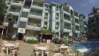 osborne hotel 2 and 3 and calangute market vlog16
