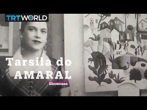 Iconic Brazilian modernist artist, Tarsila do Amaral | Exhibitions | Showcase