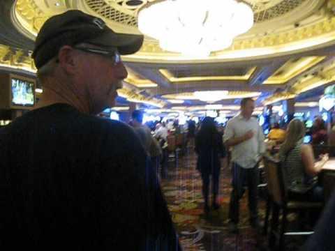 Steve Mangas Does Las Vegas Clip  (Mangas Boys In The Casino)
