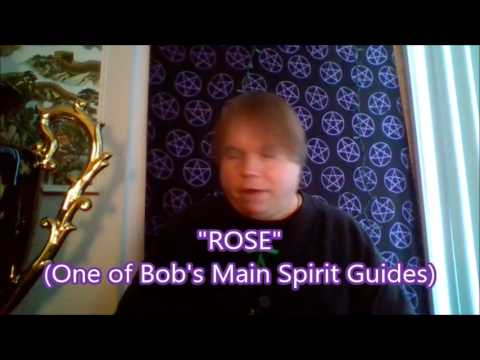 Saturday Night Seance: Transcending the Limited View with Bob Hickman Psychic Medium