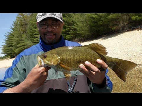 Quabbin Bed Fishing & Personal Best Bass
