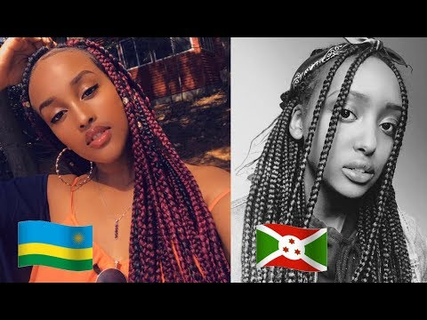 BURUNDI or RWANDA?: Which one is the best on beautiful girls?