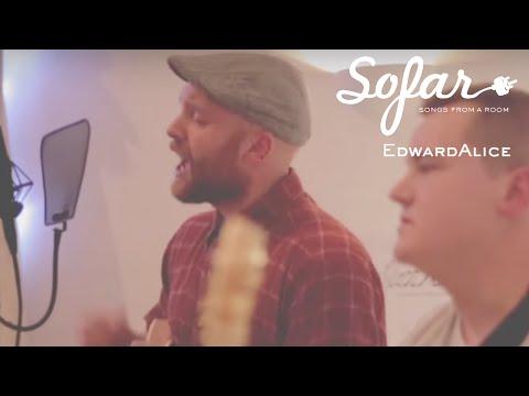 EdwardAlice - Leave The Radio On   Sofar Nottingham