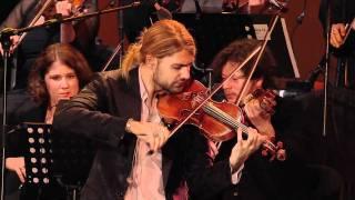 "David Garrett EPK ""Rock Symphonies - Open Air Live"" - mit Statements"