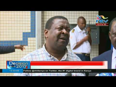 Download Youtube: Mudavadi: 26th is not a conducive date for a free fair election