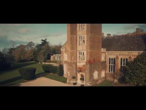 St Audries Park Wedding Venue - Aerial Showcase