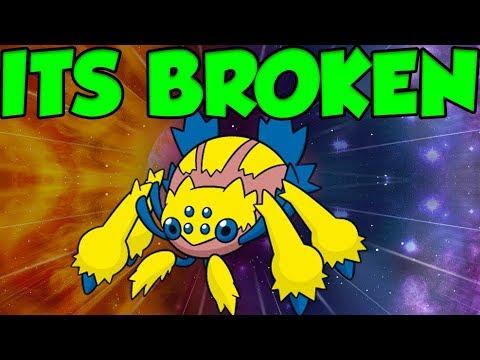 I TOLD YOU GALVANTULA IS BROKEN! WHO'S CRAZY NOW!? AHAAHAHAA