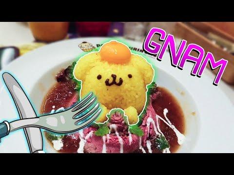 #8 POMPOMPURIN CAFè! ho mangiato un PUPAZZO buonissimo!!!!
