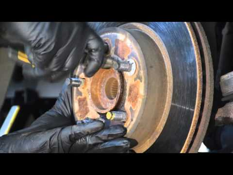 Jeep Liberty ball joint replacement test 1.0