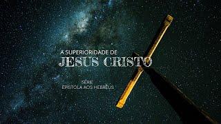 A Encarnação de Jesus é Fundamental I Hebreus 2: 14-18 I Bel. Cleiton Quenã