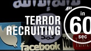 Is the internet a hotbed for terrorist recruiting? | IN 60 SECONDS