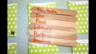 Wood Crafts For Kids