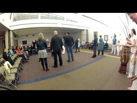 Minnesota Capoeira Academy   Art Works Eagan part 5
