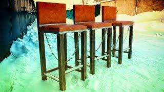 видео Барные стулья и кресла
