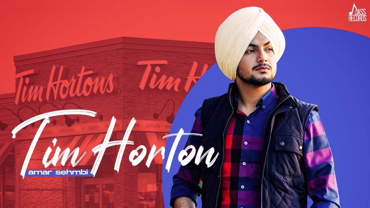 Tim Horton Lyrics Amar Sehmbi