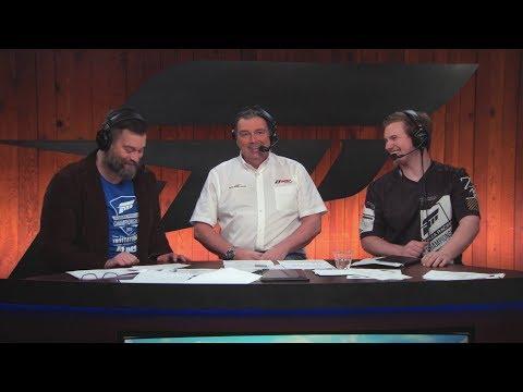 Team Talk with John Hindhaugh - ForzaRC 2018 Pre-season Invitational Presented by IMSA