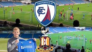 WE GOT DANNY ROWE'D - Chesterfield FC 2-1 Bradford City Match Vlog