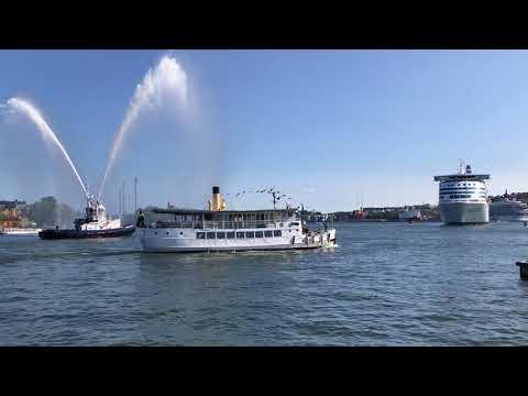 Silja Line 60 år igen