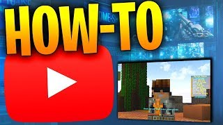 How I Record MY VIDEOS! (GIVEAWAY!) - Minecraft / Fortnite & More!