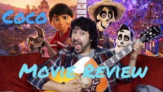 COCO - MOVIE REVIEW!!!