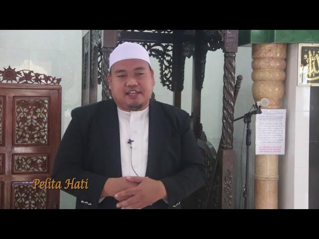 Ustadz Gazali Rahman - Golongan Manusia Dalam Sabar