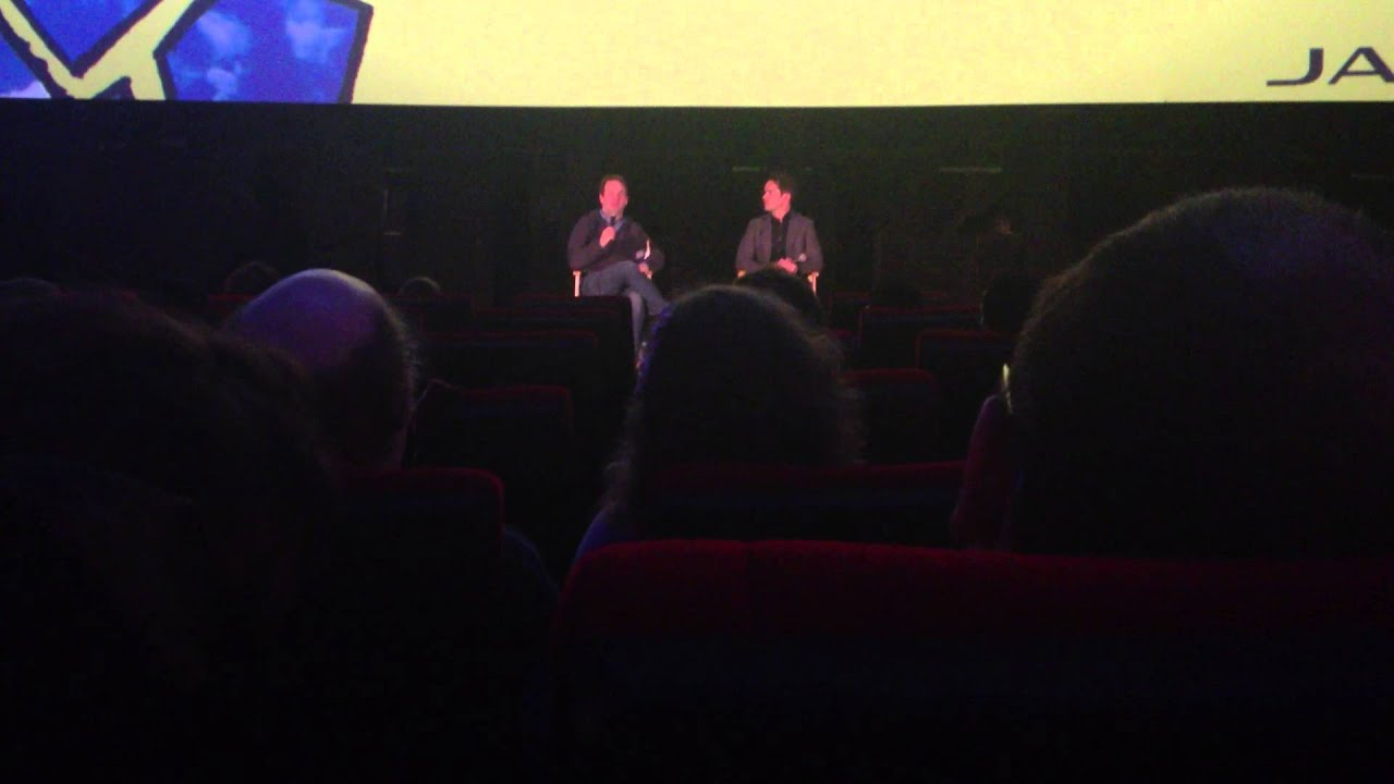 Download Sleepwalk with me - Q&A with Mike Birbiglia and Jimmy Carr