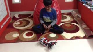 Lego Mindstorms Ev3 Santa And Sleigh